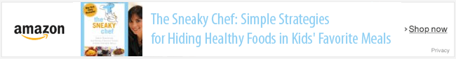 The Sneaky Chef: Book