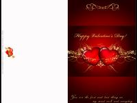 Valentine's Day Greeting Card 10