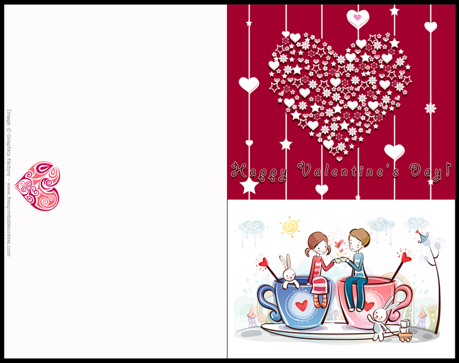 Valentine's Day Greeting Card 9